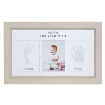 Picture of Baby hand/foot print frame