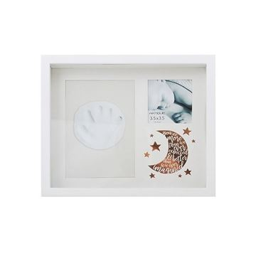 Picture of Baby hand print frame