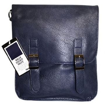Picture of The uni satchel navy