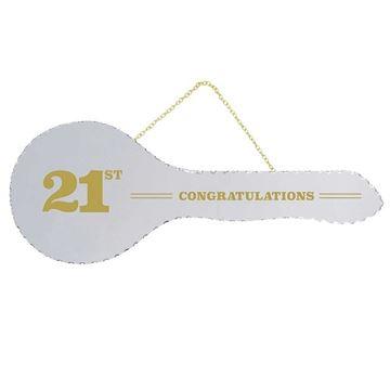 Picture of Plain 21st key