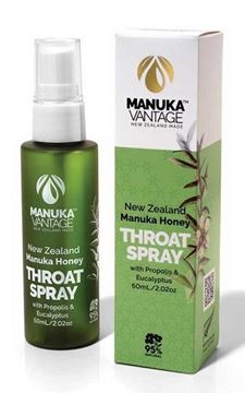 Picture of Manuka throat spray