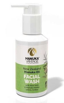 Picture of Manuka facial wash 120ml