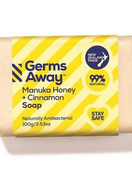 Picture of Manuka Honey/cinnamon soap