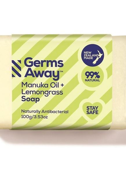 Picture of Manuka oil/lemon grass soap