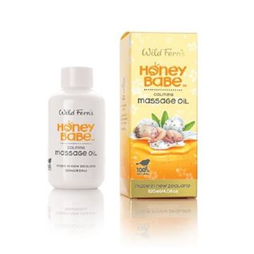 Picture of Honey babe massage oil