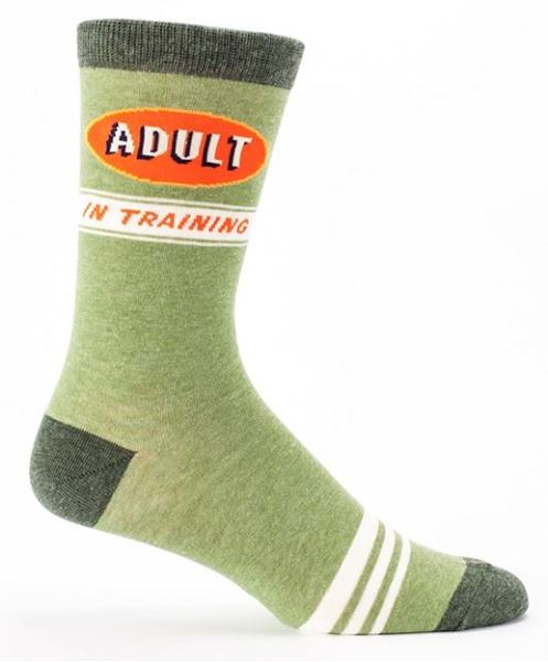 Picture of Mens adult in training socks