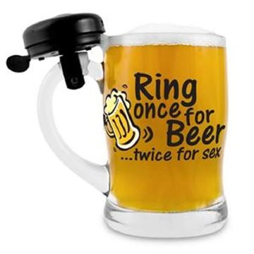 Picture of Ring once beer stein