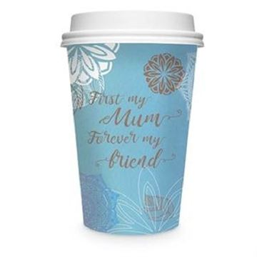 Picture of First my mum travel mug