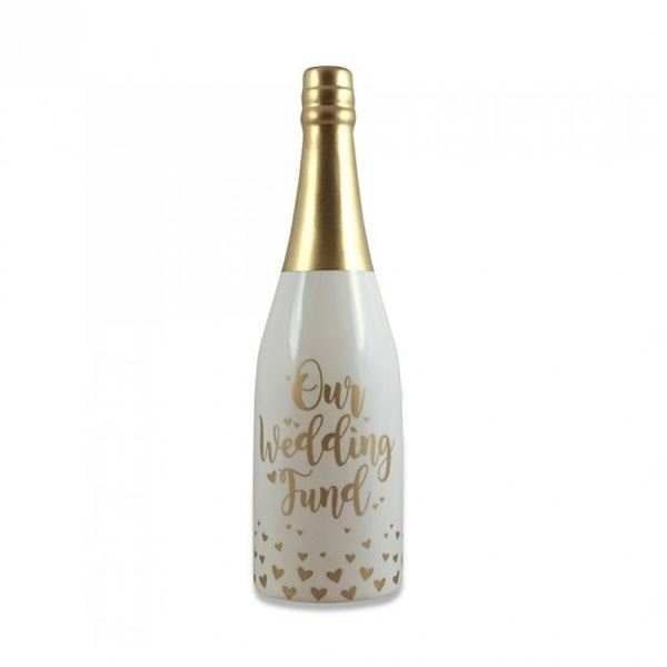 Picture of Champagne money box