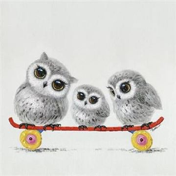 Picture of 3 wise on wheels 30x30