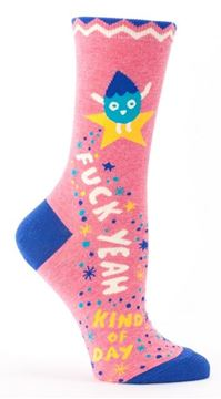 Picture of Womens kind of day socks
