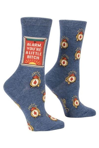 Picture of Womens alarm socks