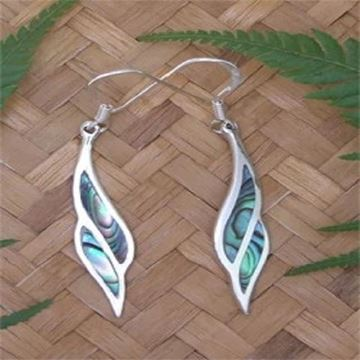 Picture of Silver paua er hook