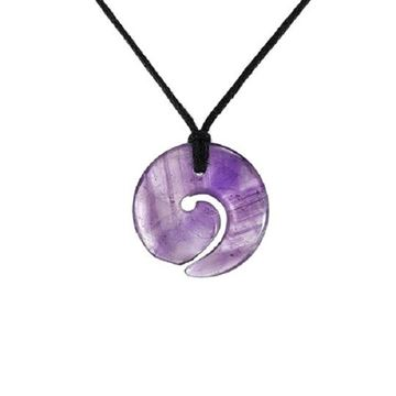 Picture of Amethyst koru