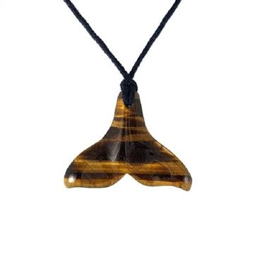 Picture of Tiger eye whale tail