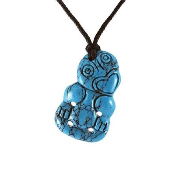 Picture of Turquoise tiki