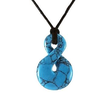 Picture of Turquoise infinity
