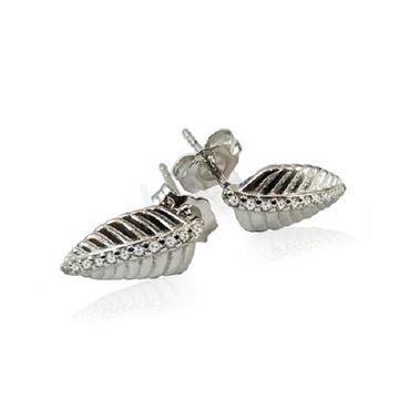 Picture of SS fern earrings