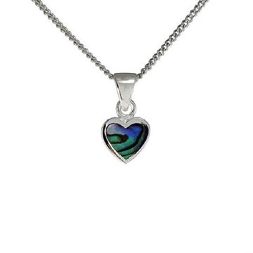 Picture of Silver heart necklace