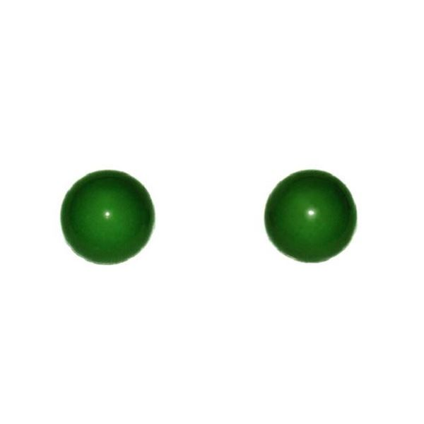 Picture of Jade studs bead