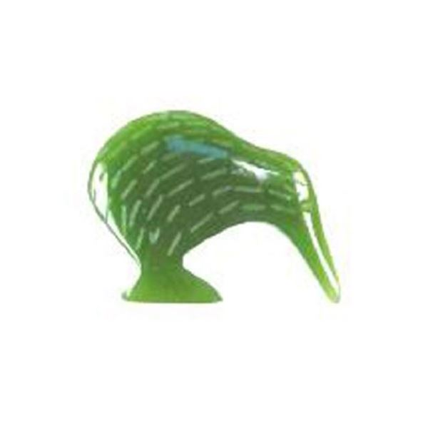 Picture of Jade pendant kiwi flat