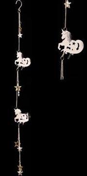 Picture of Unicorn hanger w/stars