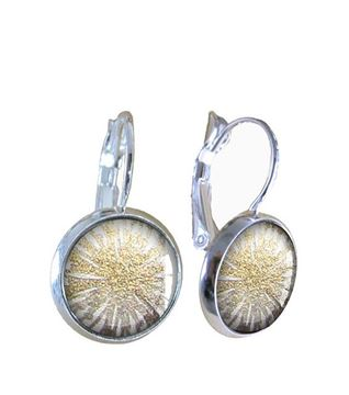 Picture of Gold burst earrings