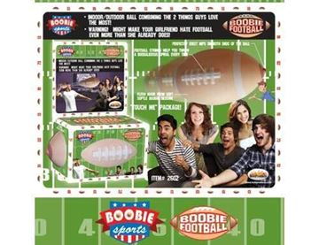 Picture of Boobie football