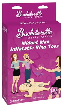 Picture of Midget ring toss game
