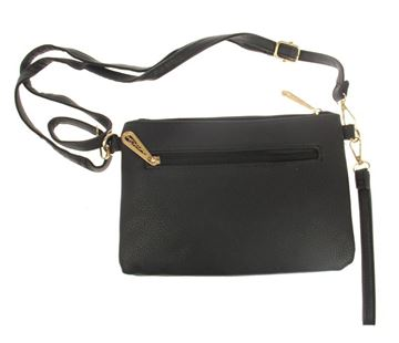 Picture of Black cross body bag