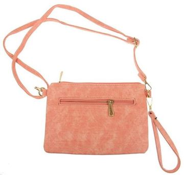Picture of Coral cross body bag