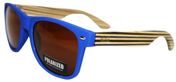 Picture of Sunnies blue w/striped arms