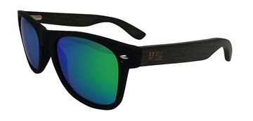 Picture of Sunnies dark w/green lens