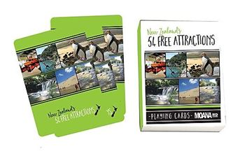 Picture of 54 free attractions cards
