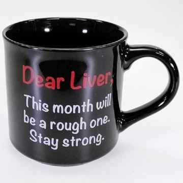 Picture of Mug dear liver
