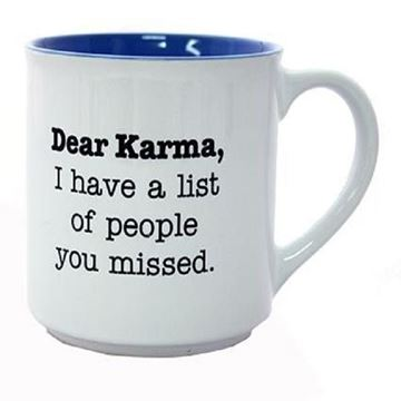 Picture of Mug dear karma