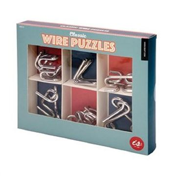 Picture of Classic wire puzzles