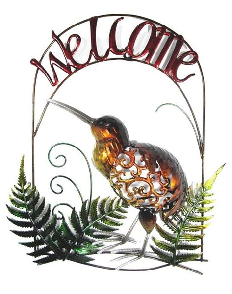 Picture of Kiwi welcome sign