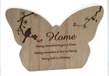 Picture of Home butterfly