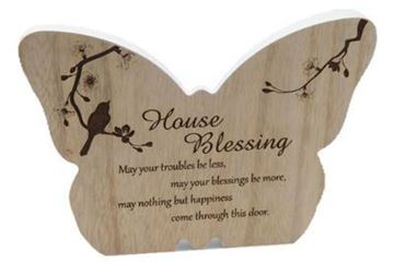 Picture of House blessing butterfly