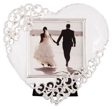 Picture of Eternal love heart frame