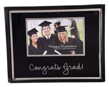 Picture of Congrats graduation frame 6x4