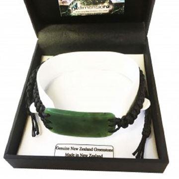 Picture of NZ greenstone bracelet
