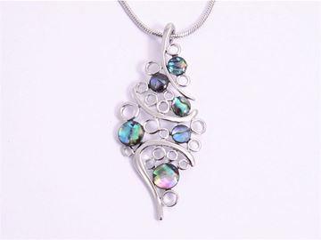 Picture of Paua fashion pendant
