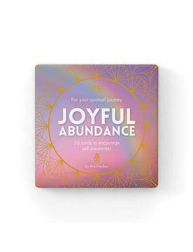 Picture of Joyful abundance insight pack