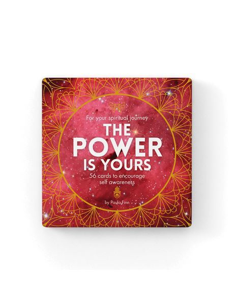 Picture of The power is yours cards