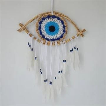 Picture of Gypsy eye dreamcatcher