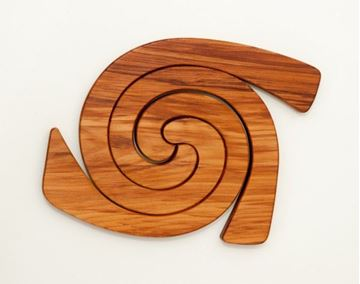 Picture of 3 in1 rimu tablemat