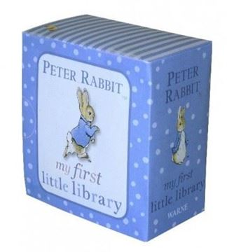 Picture of Peter rabbit first library