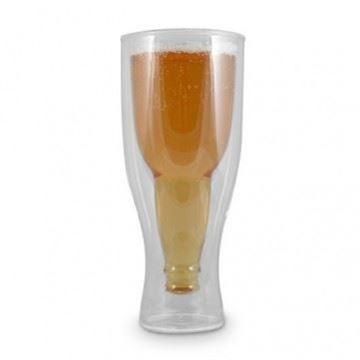 Picture of Double wall beer glass